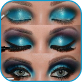 Eye Make Up Step by Step