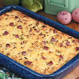 Contest-Winning Hash Brown Casserole.
