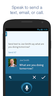 Dragon Mobile Assistant Screenshot 1