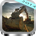 Construction Machine City 2014 icon