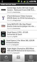 Screenshot of HUKD Hottest Deals