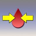 myBloodPressure Free logo