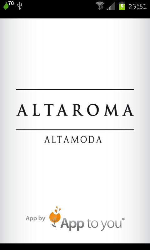 AltaRoma- screenshot