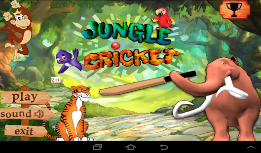 Jungle Cricket