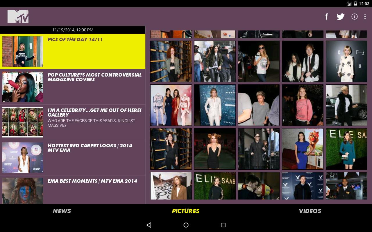MTV News - screenshot
