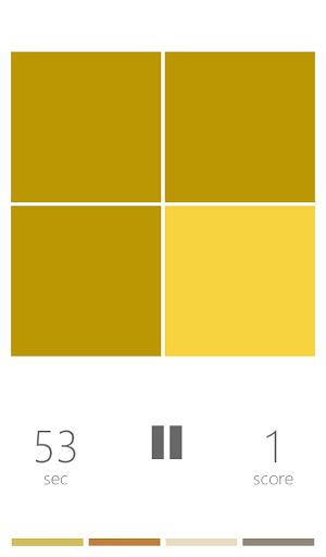 Square Me Colorblind