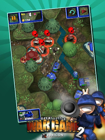 Great Little War Game 2 - FREE 1.0.23 screenshot 89585