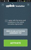 Screenshot of Uplink Installer