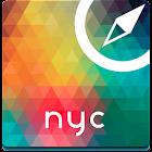 Нью-Йорк Карта форума icon