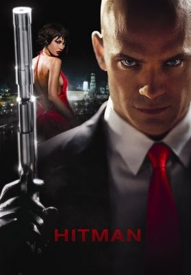 HITMAN AGENTE 47 - Magazine cover