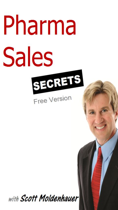 Pharma Sales Secrets (free) - screenshot