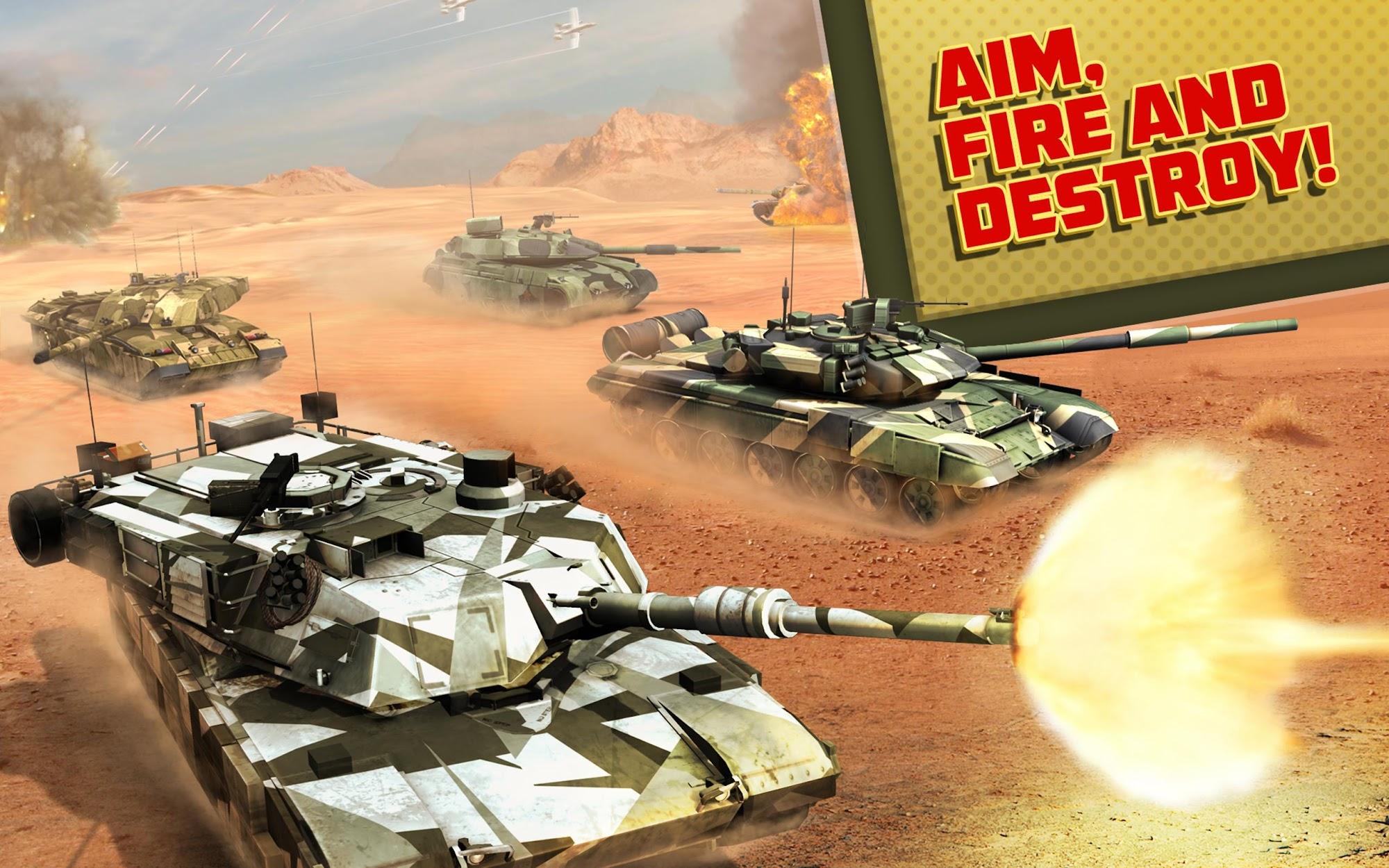 Boom! Tanks screenshot #7
