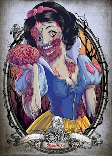 Princesas Disney Zombies - screenshot thumbnail