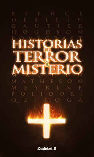 HISTORIAS DE TERROR Y MISTERIO