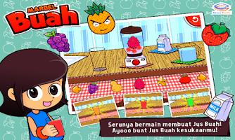 Screenshot of Marbel Belajar Buah