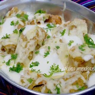 Sinaloa-style Tamale Casserole.
