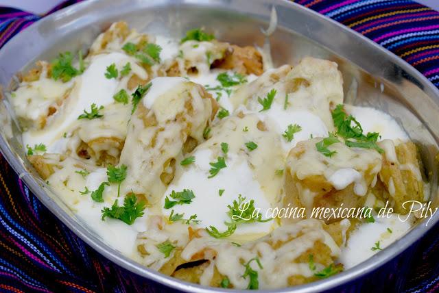 Sinaloa-Style Tamale Casserole Recipe
