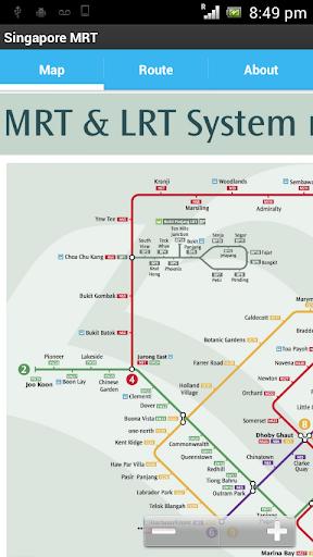 Singapore MRT and LRT Pro