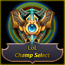LoL Champ Select mobile app icon