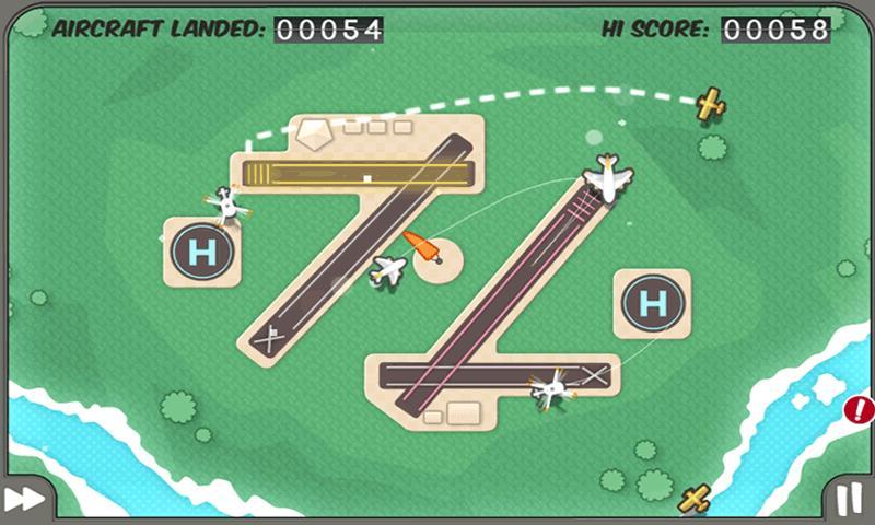 Flight Control screenshot #2
