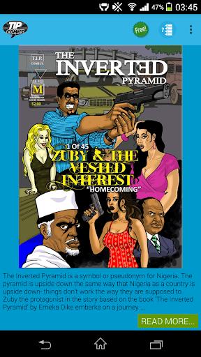 TIP Comics