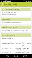 Screenshot of Min Upplysning