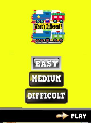 Trains Toddler Game