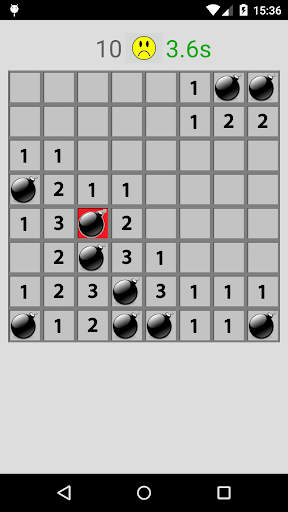Google Minesweeper Play