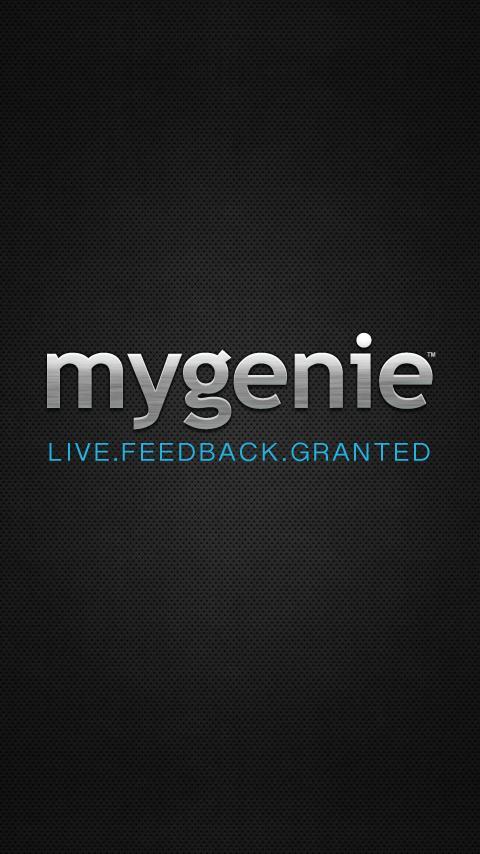 MyGenie - screenshot