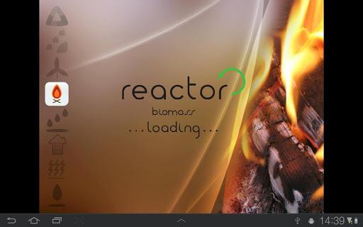 REaCTOR: Biomass