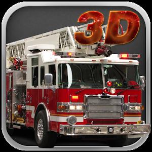 消防隊員卡車模擬3D 模擬 App LOGO-硬是要APP