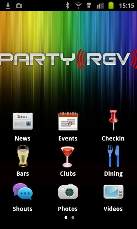 Party RGV - screenshot