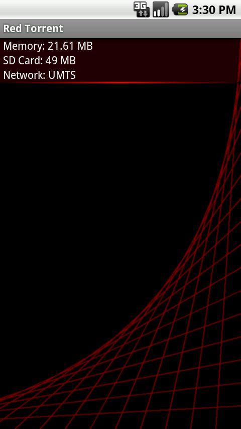Red Torrent- screenshot