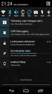Notification Toggle - screenshot thumbnail