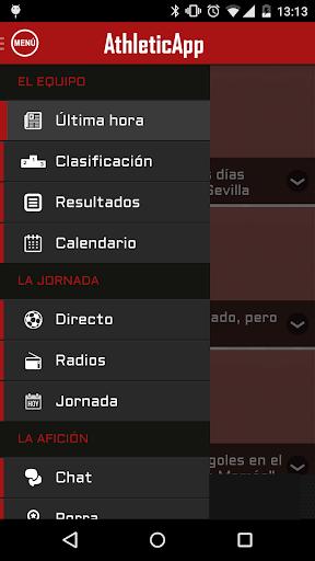Athletic App