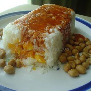 Jicama and Mango Pound Cake.