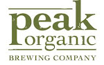 Logo of Peak Organic Holiday Saison