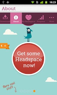 Headspace (on-the-go) - screenshot thumbnail