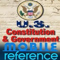 US Constitution and Government icon
