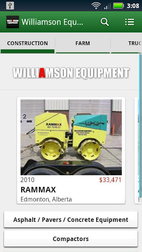 Williamson Equipment