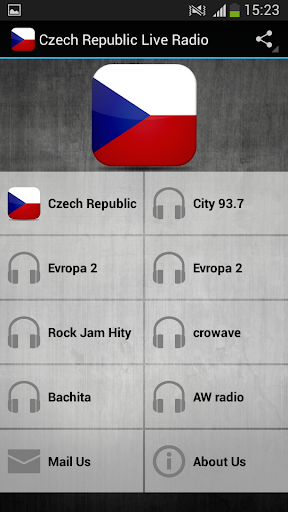 Czech Republic Live Radio