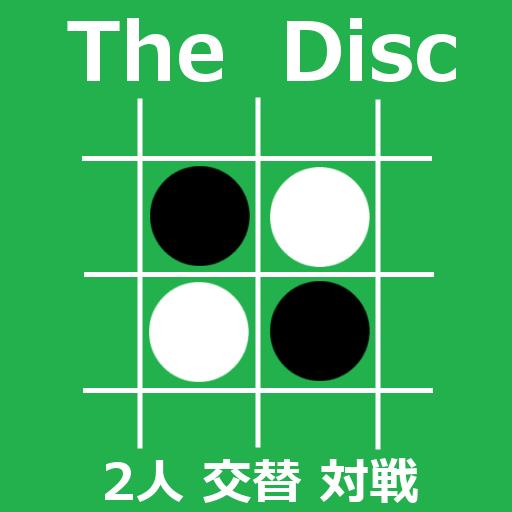 【無料】The Disc 2人交替対戦 棋類遊戲 LOGO-玩APPs