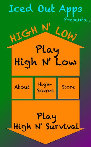 High N' Low