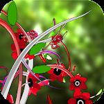 Jungle of Flowers 3D LWP v1.3.3
