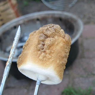 Homemade Graham Crackers for Fancy S'mores