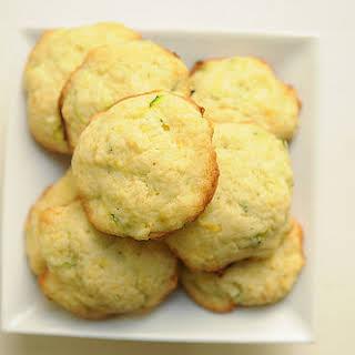 Zucchini-Lemon Cookies.