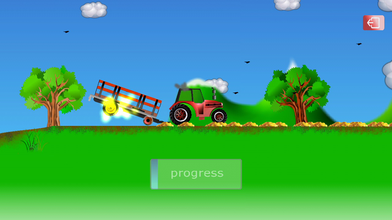 Tractor: Build and Drive- screenshot