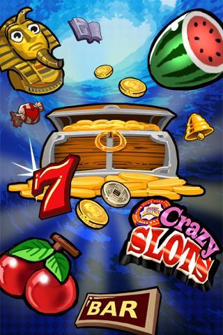 插槽 - Crazy Slots