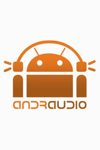 Andraudio - screenshot
