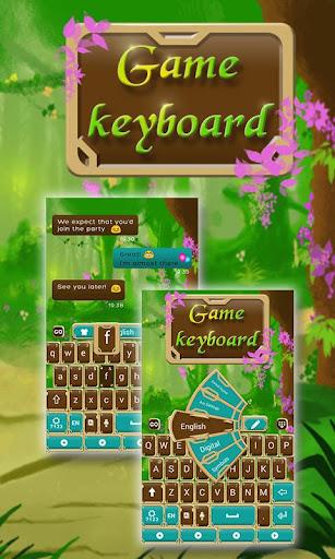ゲームキーボード